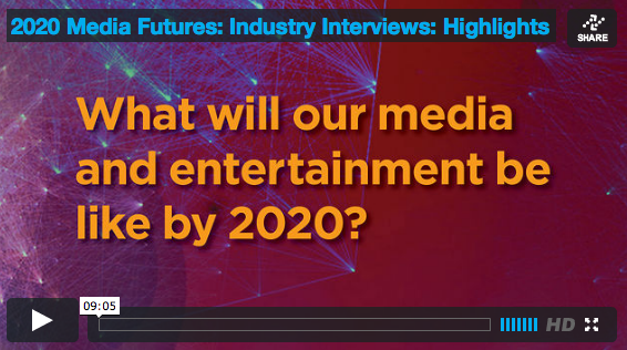 2020 Media Futures industry interviews